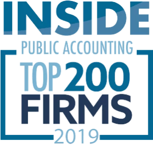2019 Top 200 IPA accouting firm