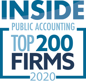 2020 IPA Top 200 Accounting Firm