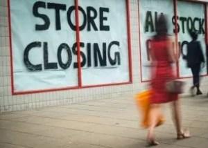 business closing