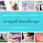33 magische Neuerscheinungen im Dezember 2017
