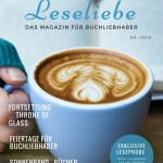 "Out now: Mein Magazin ""Leseliebe"""