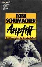 Toni Schumacher, Anpfiff, Sportbuch, Fußballbuch, Klassiker