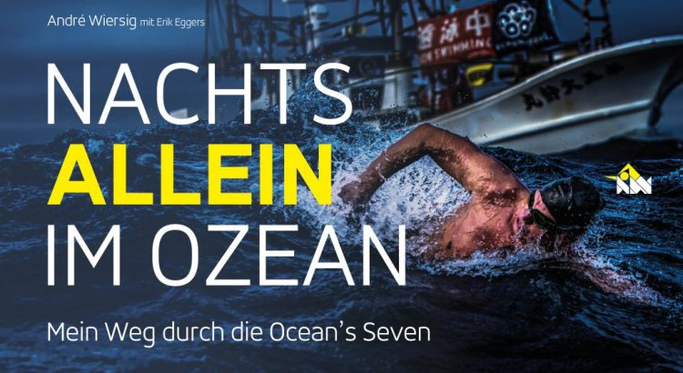 """Titelbild von """"Nachts allein im Ozean"""""""