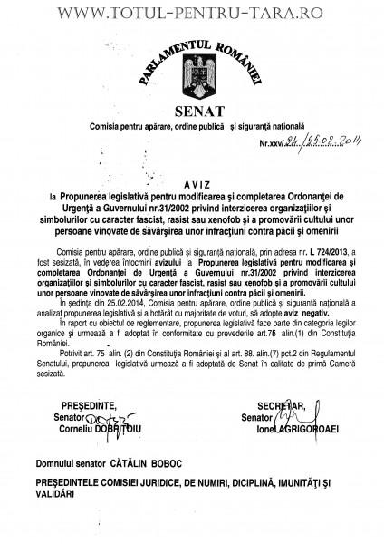 aviz comisia aparare Legis_PDF_2013_13L724ca6 tpt