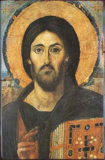 Iisus-Hristos-Pantocrator-Sinai