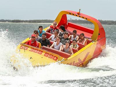 360 boat - Bucket List