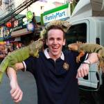 Bucket List: Hold an Iguana