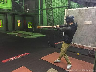 Batting Cage - Bucket List