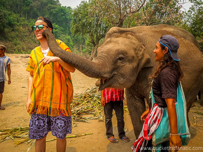 Ride elephant - Bucket List