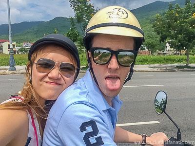 Exploring Vietnam on Scooter - Bucket List