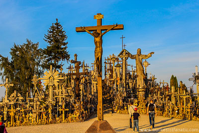 Hill of Crosses, Lithuania - Bucket List