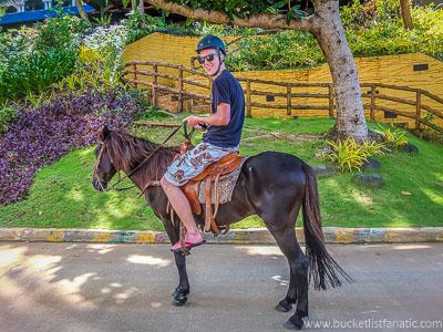 Horse - Bucket List