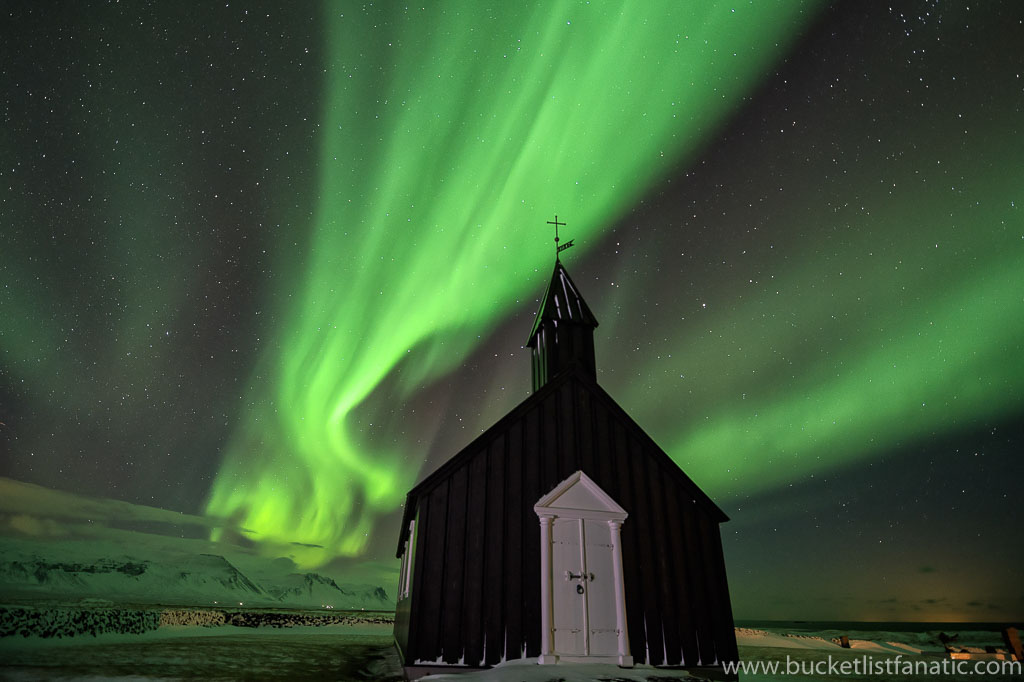 Northern Lights - Svalbard Bucket List