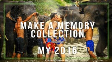Make a Memory Collection — My 2016