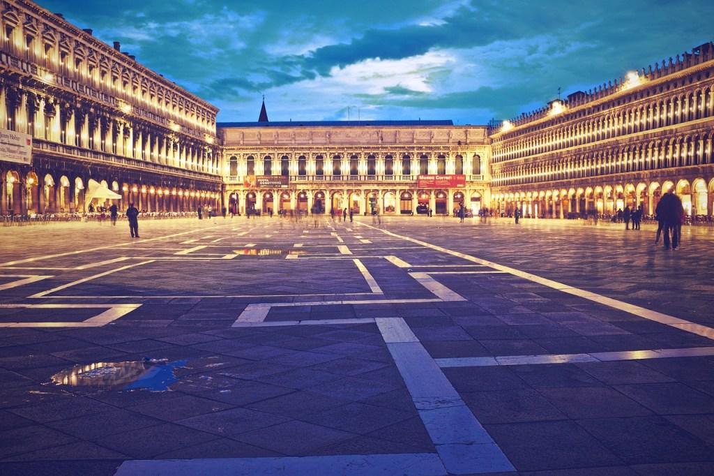Piazza San Marco - Venice Bucket List