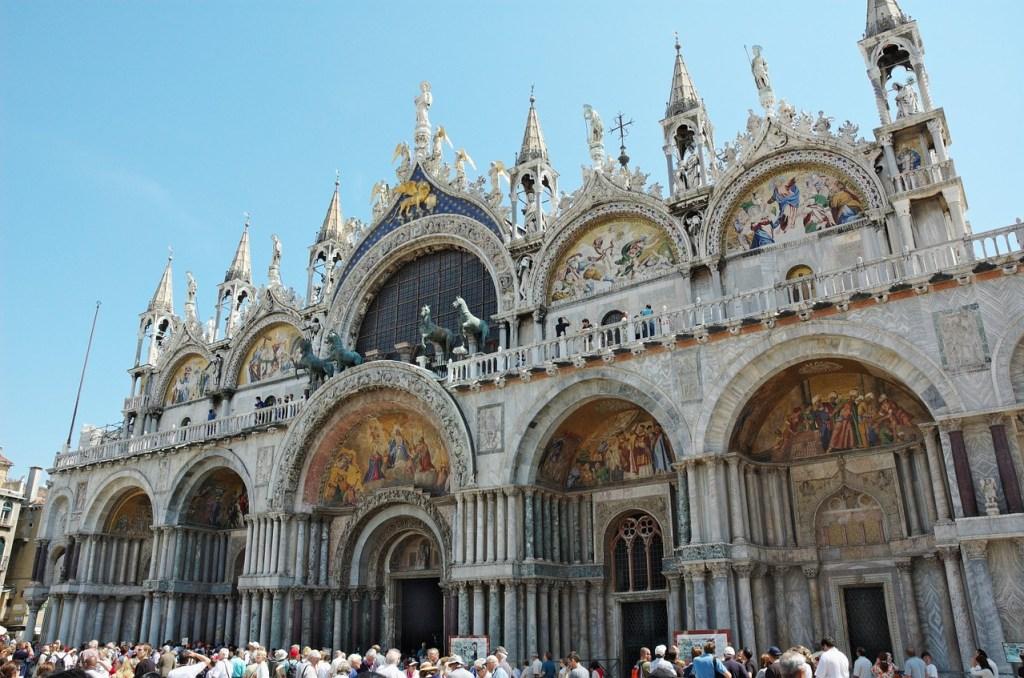 St Mark Basilica - Venice Bucket List
