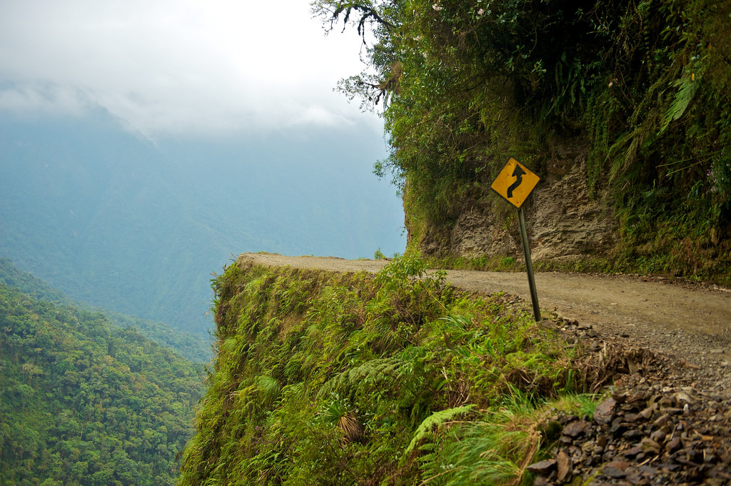 Death Road - 50+ Heart-Pounding, Thrilling Activities for Daredevils