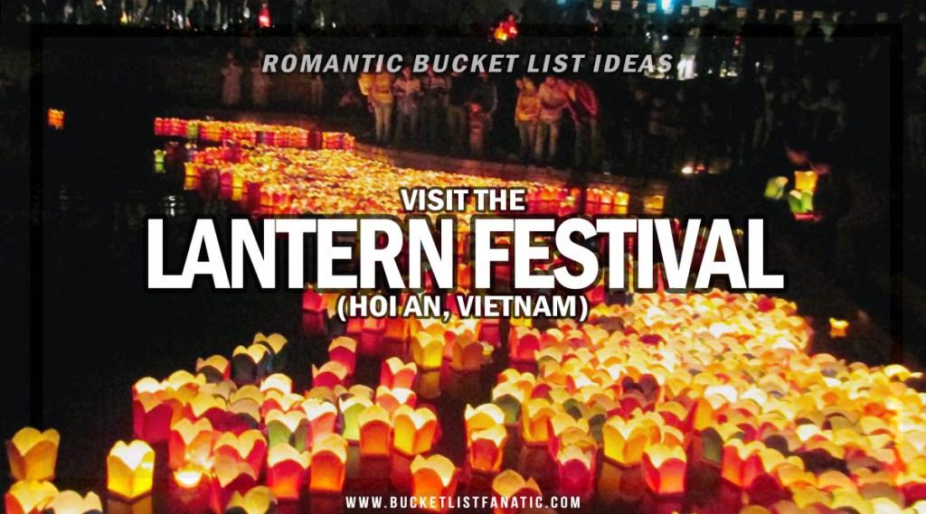 Lantern Festival - Romantic Experiences Around the World