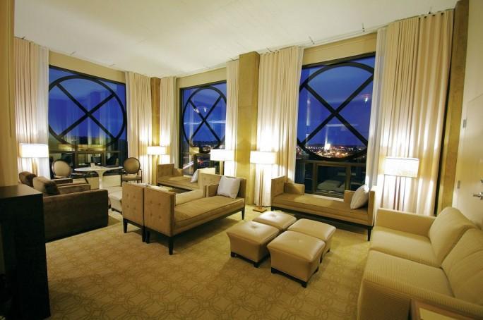 Proximity Hotel Room View