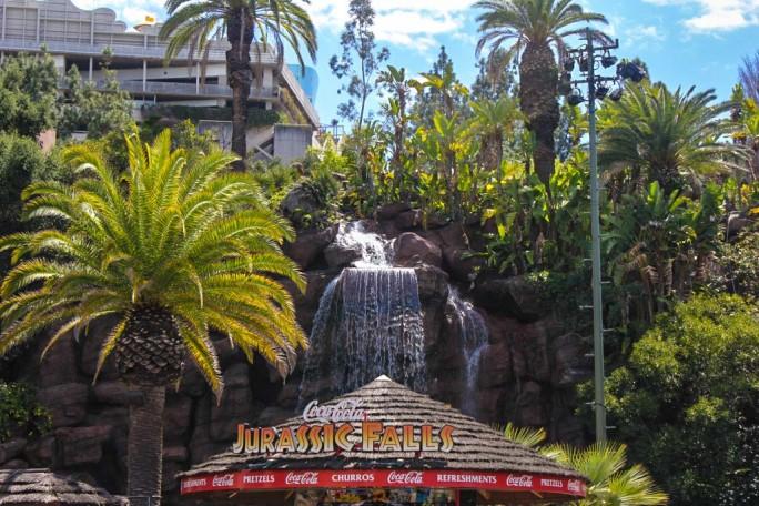 Jurassic Park The Ride, Universal Studios