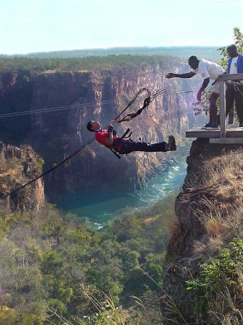 Death Drop, Zambia