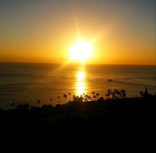Trump Waikiki Sunset