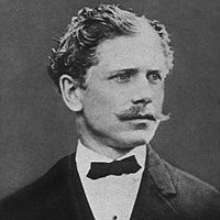 Bierce after the war.