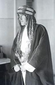 "Colonel T. E. Lawrence: ""Lawrence of Arabia."""