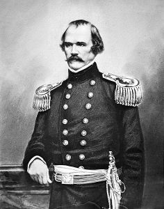 General Albert Sidney Johnston.