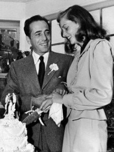 Humphrey-Bogart-and-Lauren-Bacall-on-their-wedding-day-May-21-1945-02-375x500