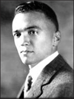 J. Edgar Hoover, Director of the Bureau of Investigation, later know as the FBI (photo courtesy of FBI website).