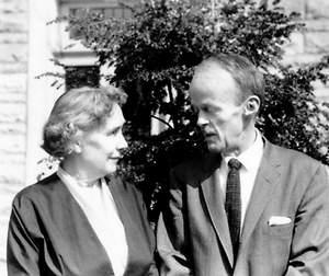 Tate and Caroline Gordon.