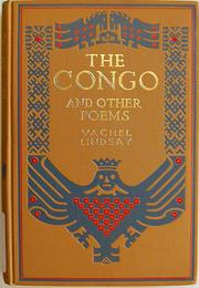"Early edition of ""The Congo and Other Poems"" (image courtesy of Open Library)."