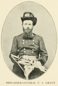General Grant in 1861. There are few images of him given his death in May of 1863 from head trauma after falling from a horse. One can only wonder how the war might have turned out had he lived.