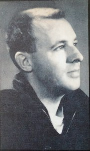 Ray Bradbury in the 1950s.
