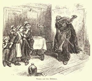 """Tituba and the Children"""