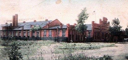 Hamilton Foundry in Hamilton, Ohio. (Image credit: Butler County Historical Society).