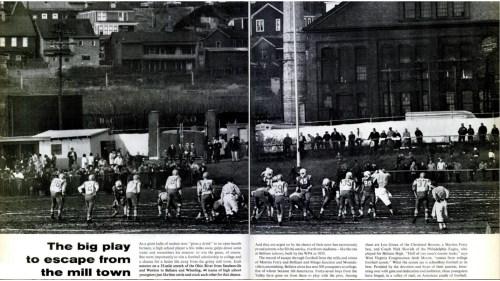 Photo from Life Magazine story on Martins Ferry (Photo: LIfe Magazine/Ohio Valley Athletics).