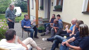 """Hygiene in der Imkerei (rechtliche Grundlagen) 2019 @ Gasthof """"zur Alten Post"""" (Hipp)"""