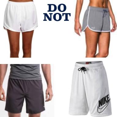 SHORTS-DO NOT