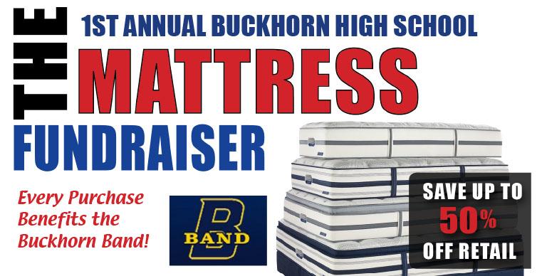 Buckhorn Band Mattress Sale