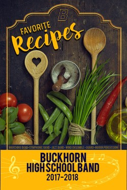 buchorn recipe book