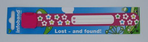 Infoband Flowers