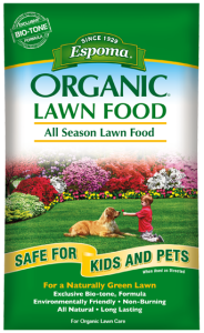 Organic Lawn Care All Season