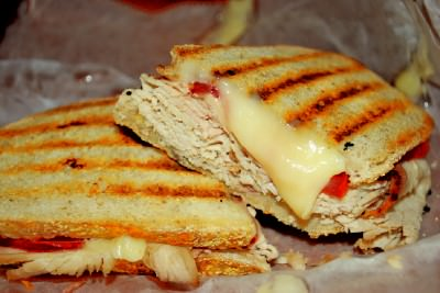 Tabora turkey and brie