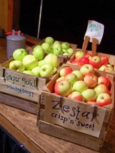 Manoffs apples