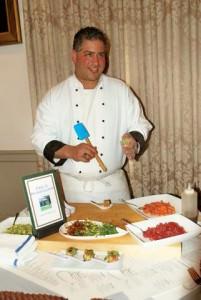 Earl's Chef David Zukerman