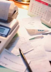 Taxes! photo MSClipArt