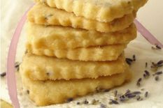 lavender_shortbread_cookie; photo courtesy of Bucks County Cookie Company