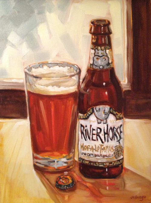 River Horse Hop-a-Lot-Amus Beer